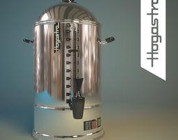 Kettle HOGASTRA HWA-20 3D model