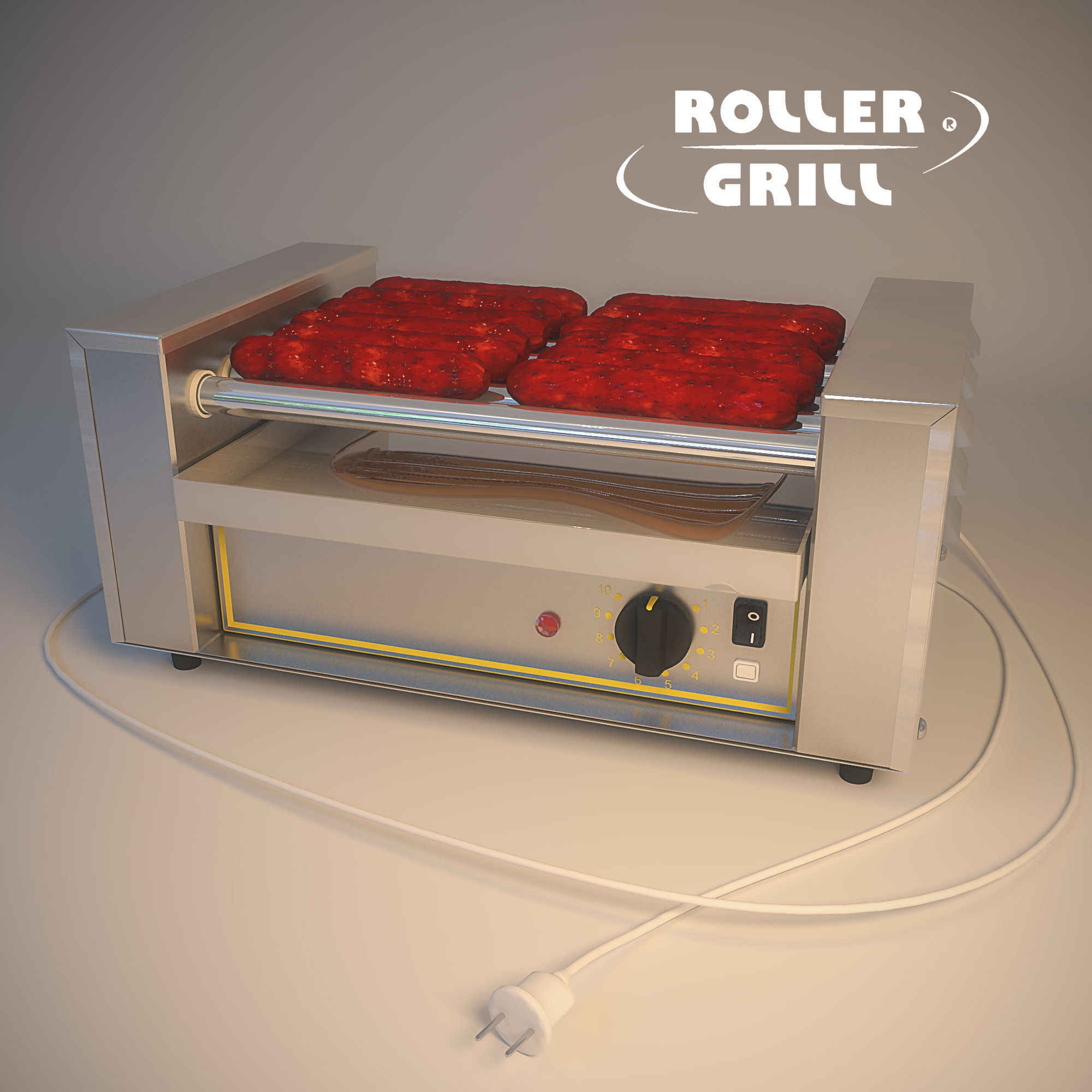 Roller grill rg5