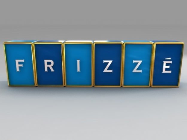 Logo of Wine Frizze 3D Model .max .obj