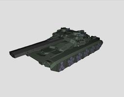 Advanced TANK 3D Model