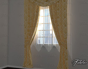 3D Curtains glamour