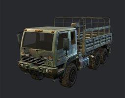 LMTV truck car 3D Model