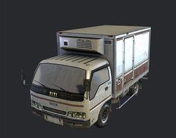 freezertruck 3D Model