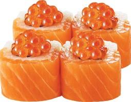 sushi rolls 3d printable model