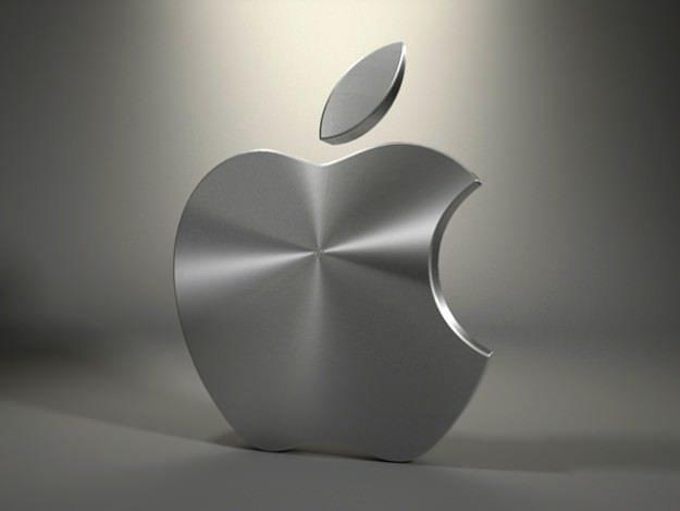 3d mac logo cgtrader. Black Bedroom Furniture Sets. Home Design Ideas