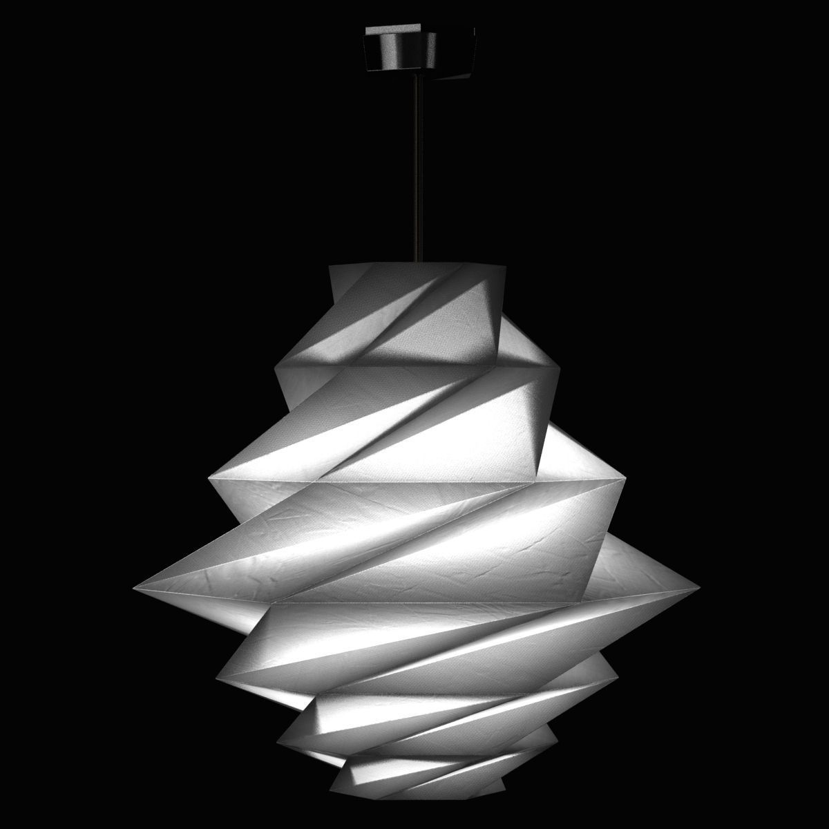Fukurou pendant light by issey miyake from artemide lighting 3d fukurou pendant light by issey miyake from artemide lighting 3d model max obj 3ds fbx mtl aloadofball Image collections