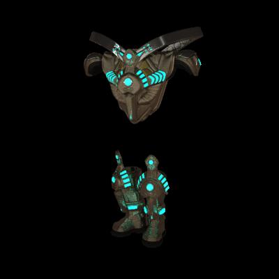Armor Set3D model