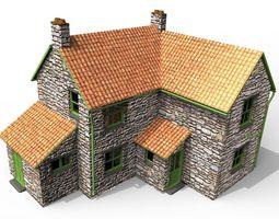 Shaun the sheep house 3D model