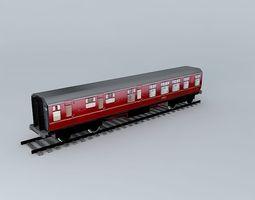3d eco rail track standard dummy old steam days