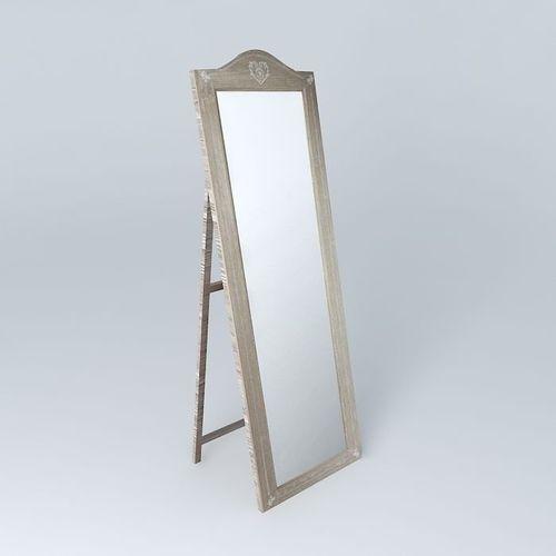 Camille Mirror Psyche Maisons Du Monde 3d Model Max Obj