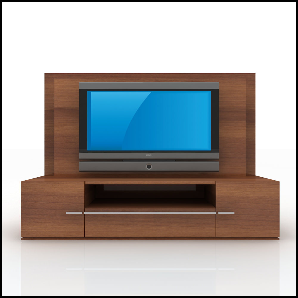 Tv wall unit modern design x 01 - Modern tv wall unit ...