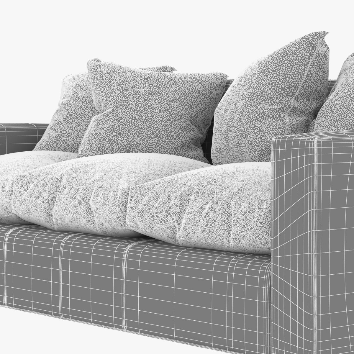 jean michel frank tight back sofa d model max obj fbx mtl -  jean michel frank tight back sofa d model max obj fbx mtl