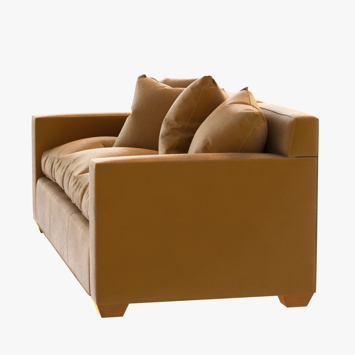 ... Jean Michel Frank Tight Back Sofa 3d Model Max Obj Fbx Mtl 4 ...