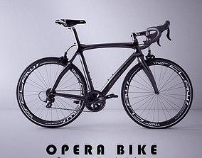 3D model Opera Bicycle