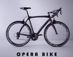 Opera Bicycle 3D Model
