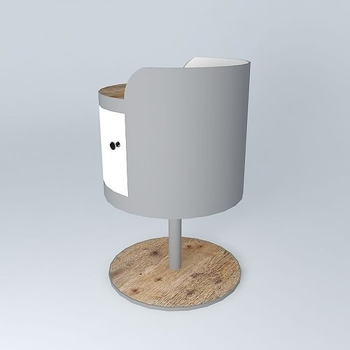 Creating a design bedside fr d ric tabary 3d model max obj 3ds fbx stl dae - Frederic tabary ...