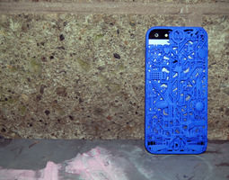 LDN IPhone 5 Cover 3D Model
