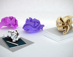 Paperweight 3D Model