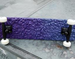 Skateboard Deck 3D printable model