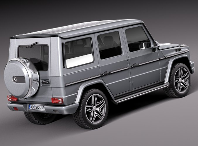 Mercedes benz g63 amg 2013 3d model max obj 3ds fbx c4d for Mercedes benz g63 amg 2013 price
