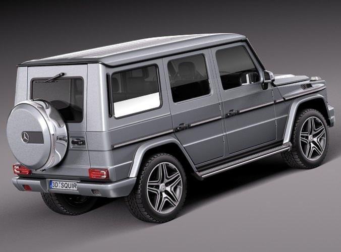Mercedes benz g63 amg 2013 3d model max obj 3ds fbx c4d for 2013 mercedes benz g63 amg price