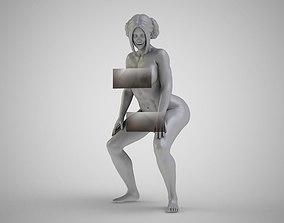 Twerk 3D print model