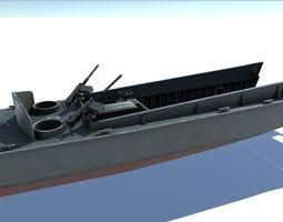 3D Landing Ship