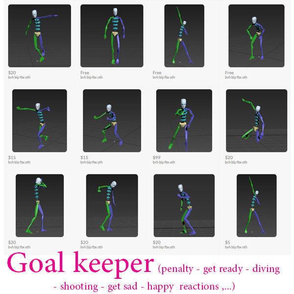 goalkeeper total package