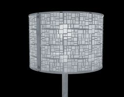 Floor Lamp - Modern series 1 3D model