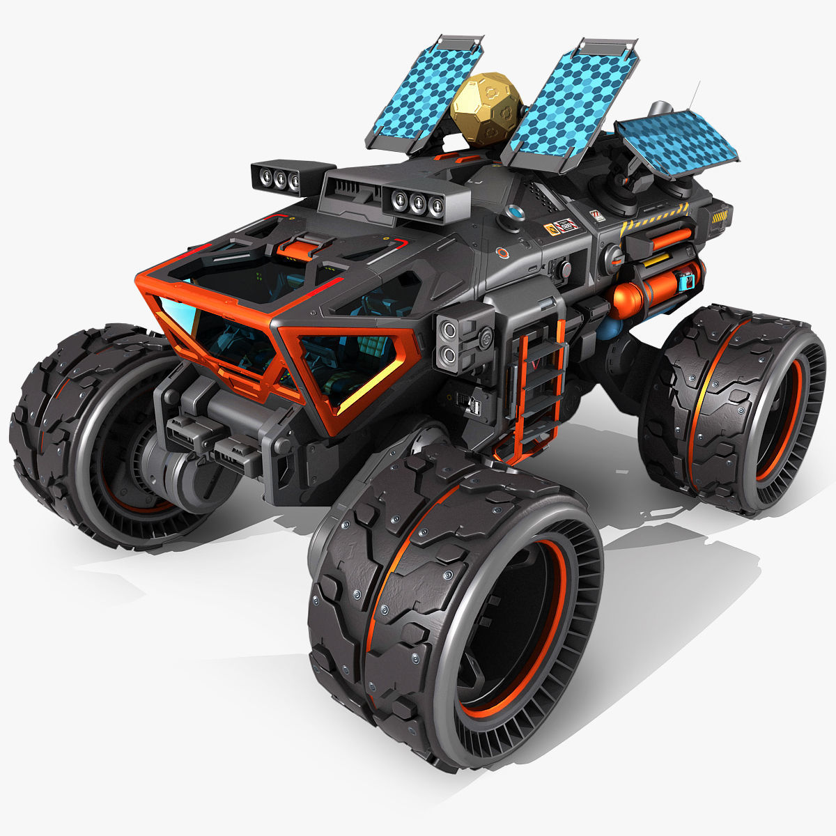 Exoplanets Rover
