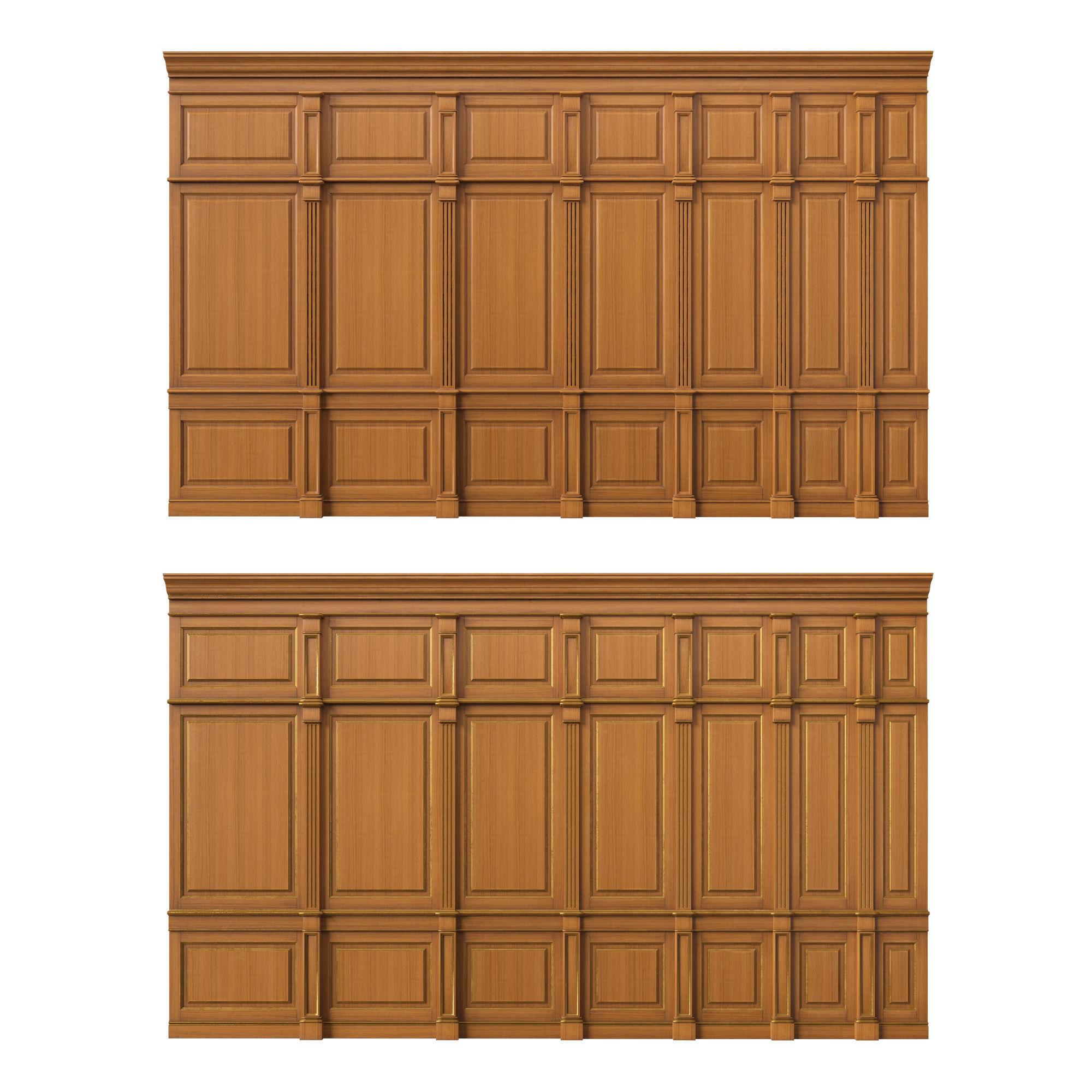 Wooden panel 03