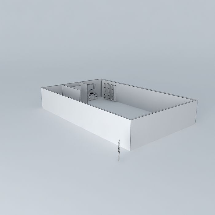 119 12 0 description comments 1 bathroom free 3d model this 3d model