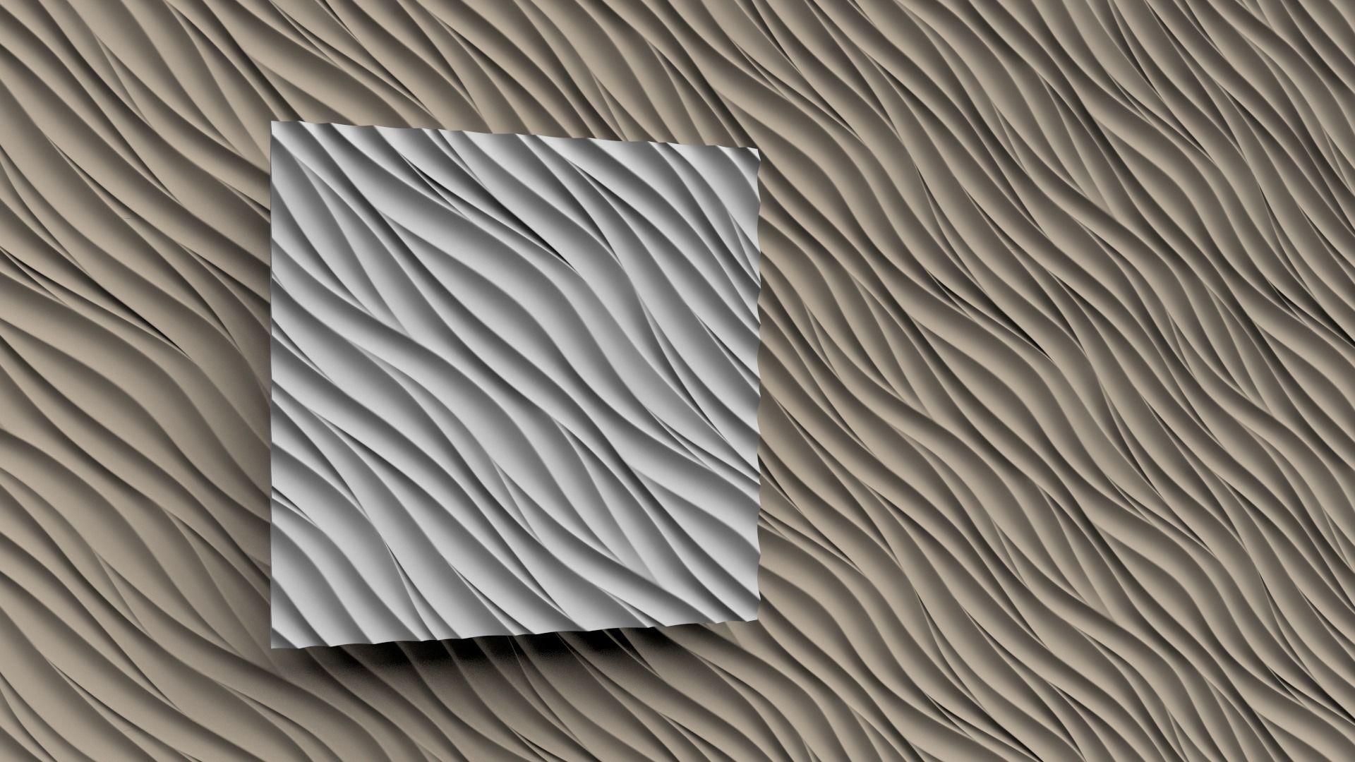 3D panel Harmony