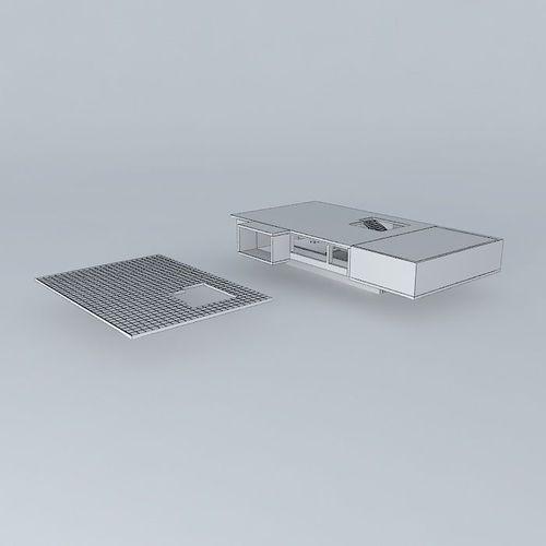 Hotel Reception Free 3D Model MAX OBJ 3DS FBX STL DAE CGTradercom