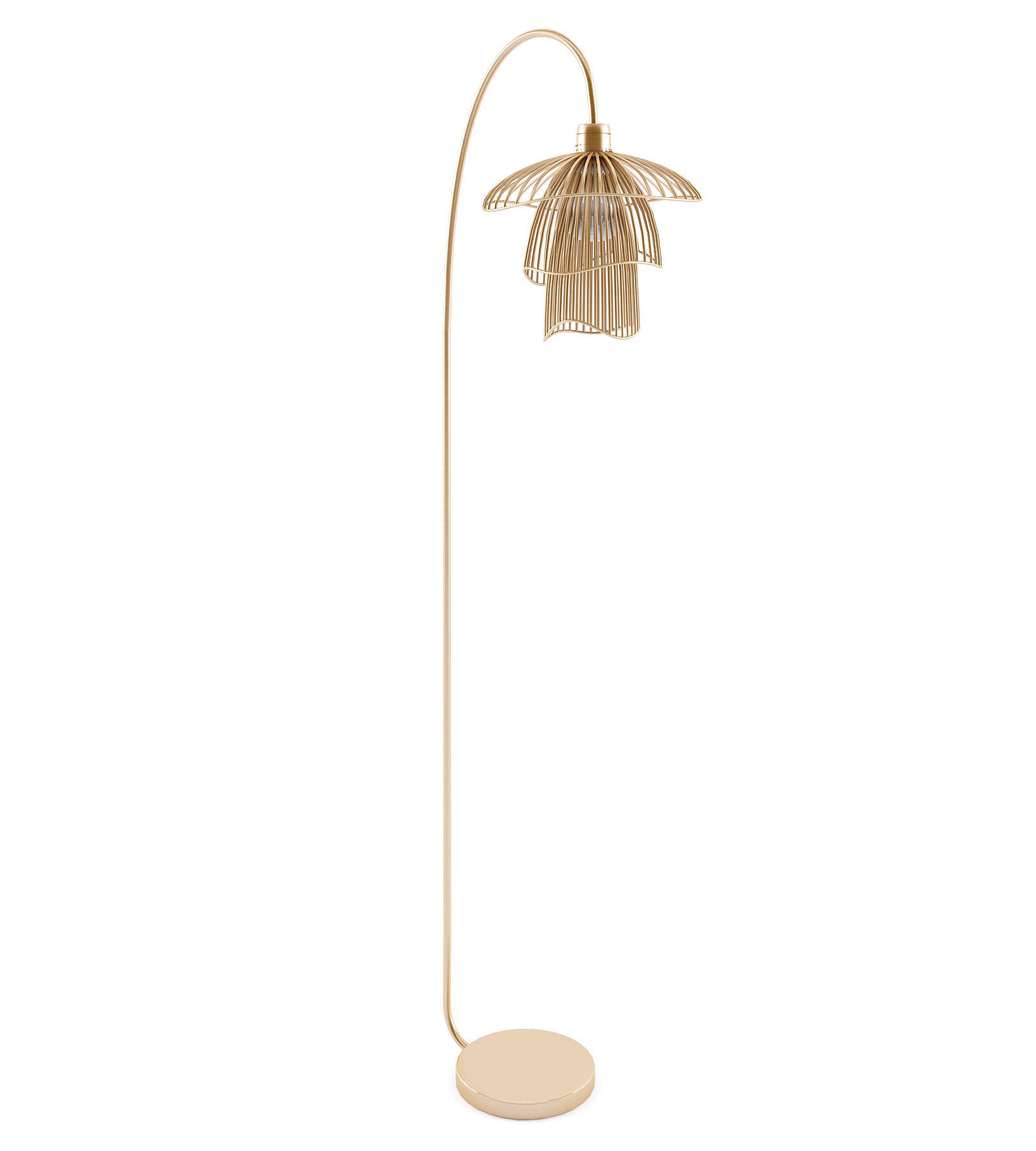 PAPILLON  Floor lamp By Forestier design