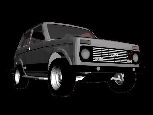 Lada Niva VAZ 21213