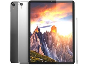 Apple iPad Pro 11 inch 3D