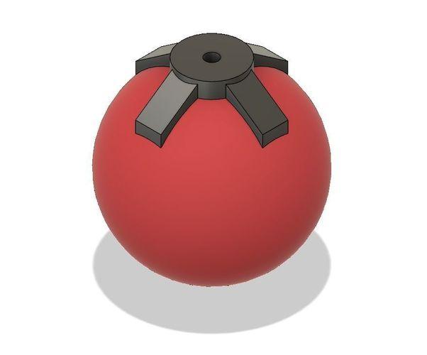 Hexplosives Expert Ziggs Bomb