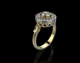 J RINGS N37 3D print model rings