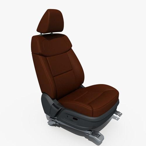 Car Seat Structure