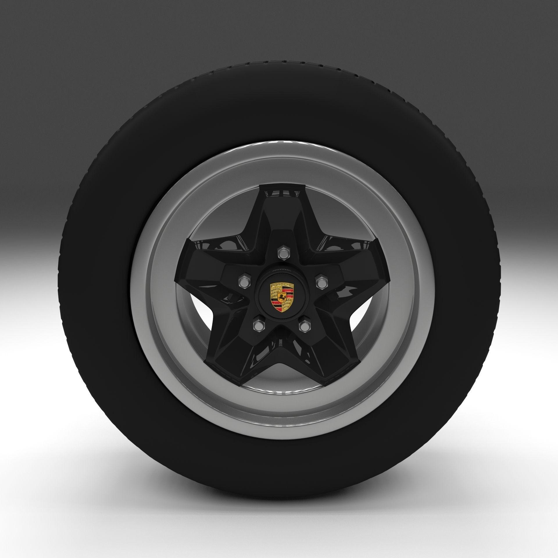 Porsche Wheel v6
