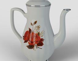 tea Tea Pot 3D model
