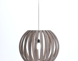 3D model Pendant Lamp A011