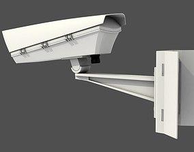 3D model IP camera