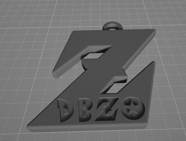 Dragon Ball Z Pendant