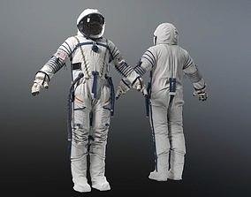 3D model Sokol SK 2 SPACE SUIT