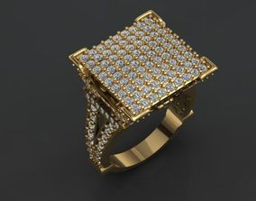 women ring ali-shayeste 3D printable model
