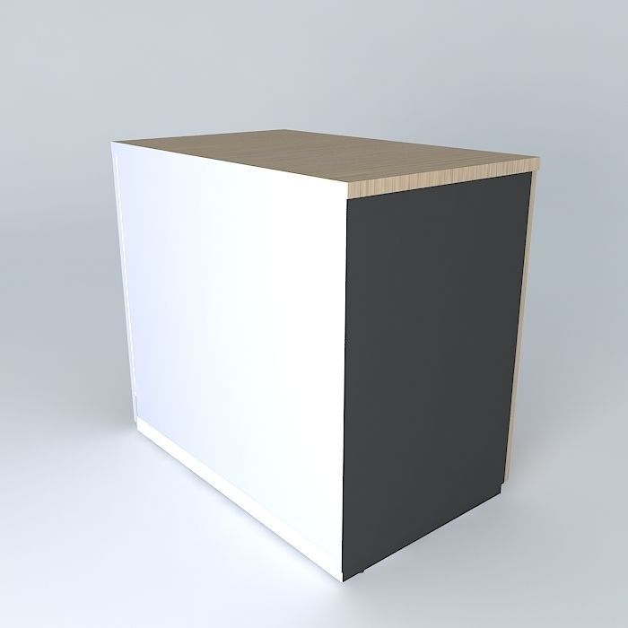 Cupboard Models : Cupboard free 3D Model MAX OBJ 3DS FBX STL DAE - CGTrader.com