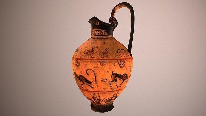 Trifoil vase