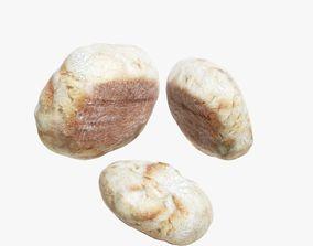 3D model Bread Roll